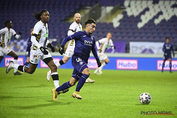 Homme du match à 18 ans : Anouar Aït El Hadj a fait forte impression