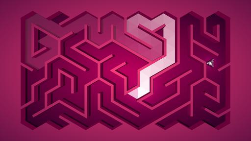 Maze: path of light u2728 apktram screenshots 2