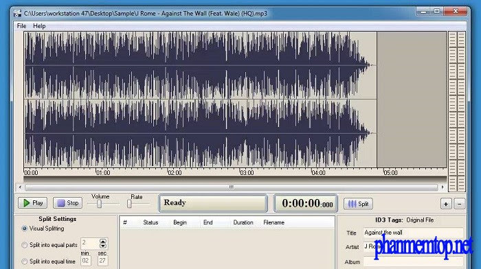 AD MP3 Cutter Free Download