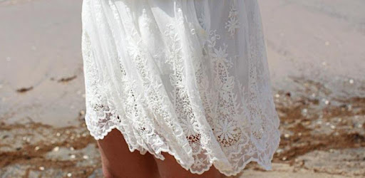 Lace Mini Skirt Design Appar (APK) gratis nedladdning för Android/PC/Windows screenshot