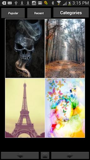 Backgrounds HD Wallpapers screenshot 4