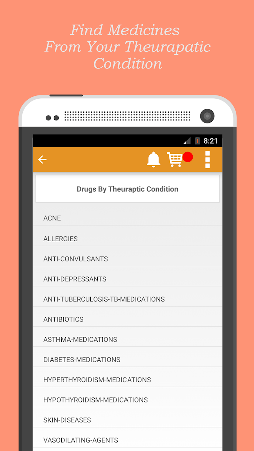 Drugvilla -  Online Medicine- screenshot