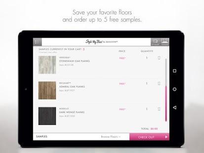 Style My Floor - screenshot thumbnail