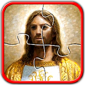 Jesus Bible Jigsaw Puzzle Game