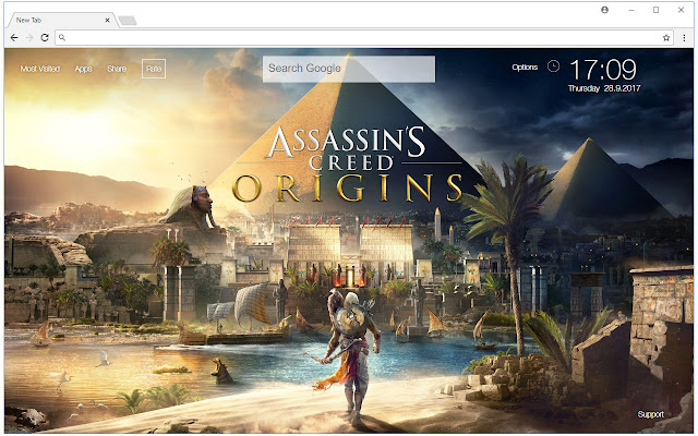 Assassin's Creed Origins Wallpapers HD Themes