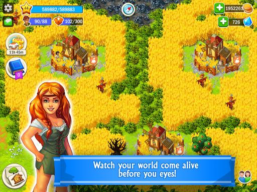 WORLDS Builder: Farm & Craft screenshots 12
