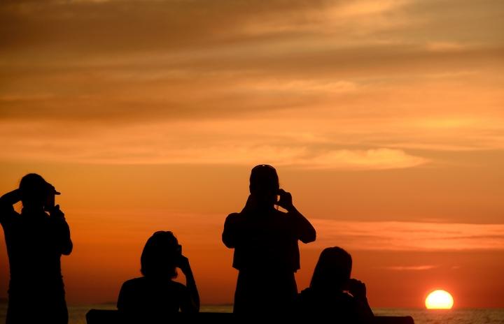 Cacciatori di tramonti di Salvatore Gulino