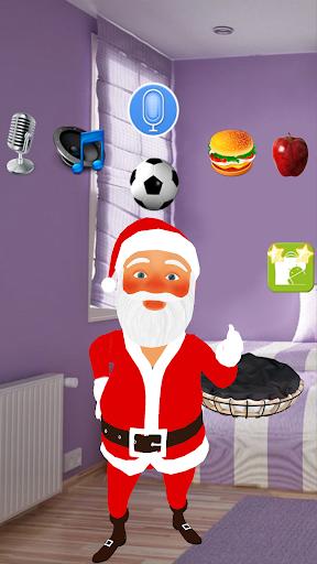Talking Santa Claus 1.3 screenshots 5