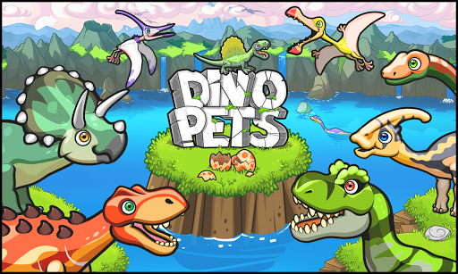 Dino Pets screenshot 1