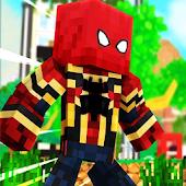 Tải Game Spiderman skin for MCPE