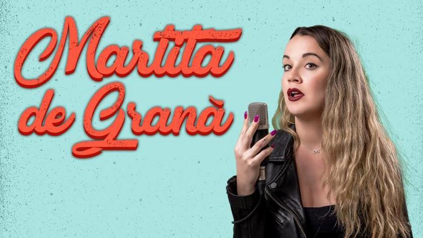 Martita de Graná, en una imagen promocional.