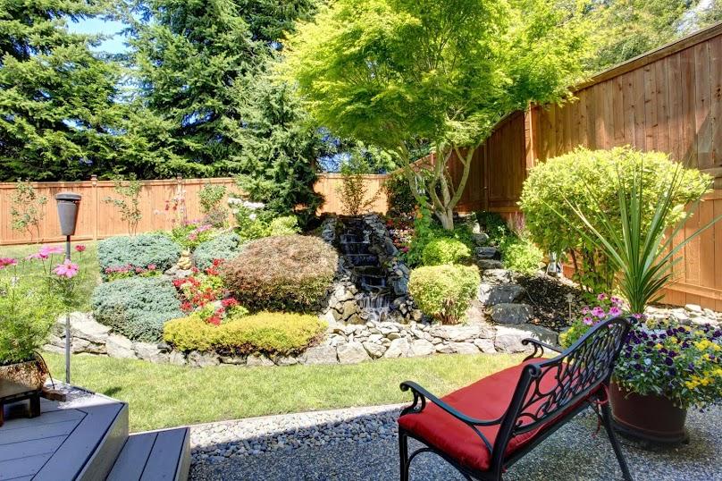 Projektowanie ogrodu - krok po kroku