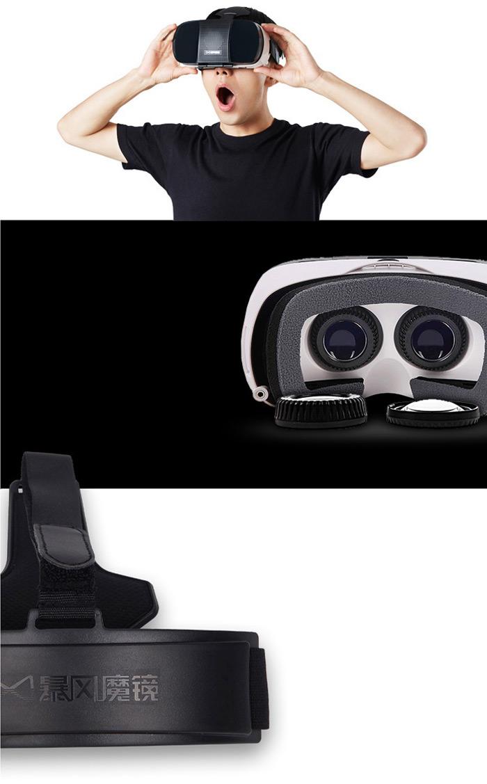 Kính thực tế ảo VR Baofeng Mojing 3 Plus (Ảnh 1)