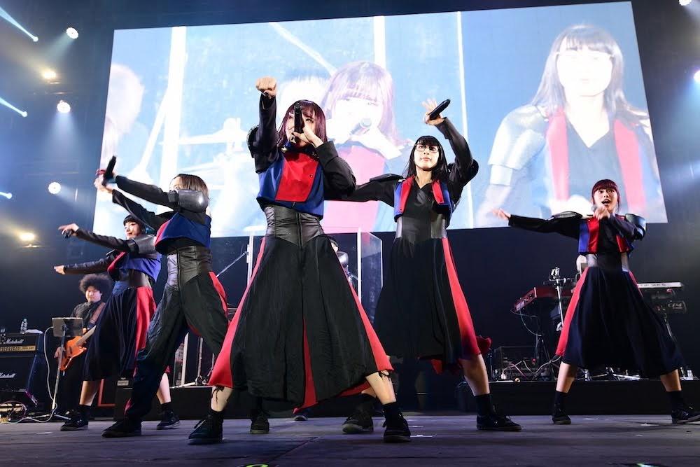 【迷迷現場】COUNTDOWN JAPAN 18/19 BiSH 為首日演出瘋狂作結