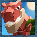 Pixel Guardians- Pixel Dragon Icon
