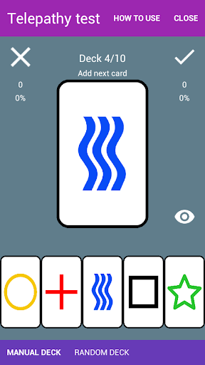 Telepathy test - pro ESP tools by Meditation & Concentration apps