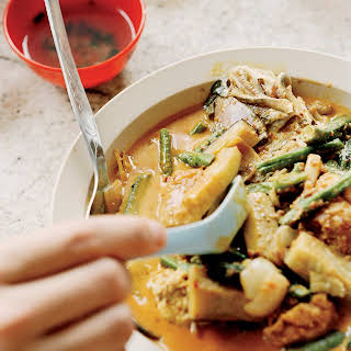 Fish Curry with Tamarind.