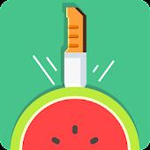 Knife vs Fruit kostenlos spielen