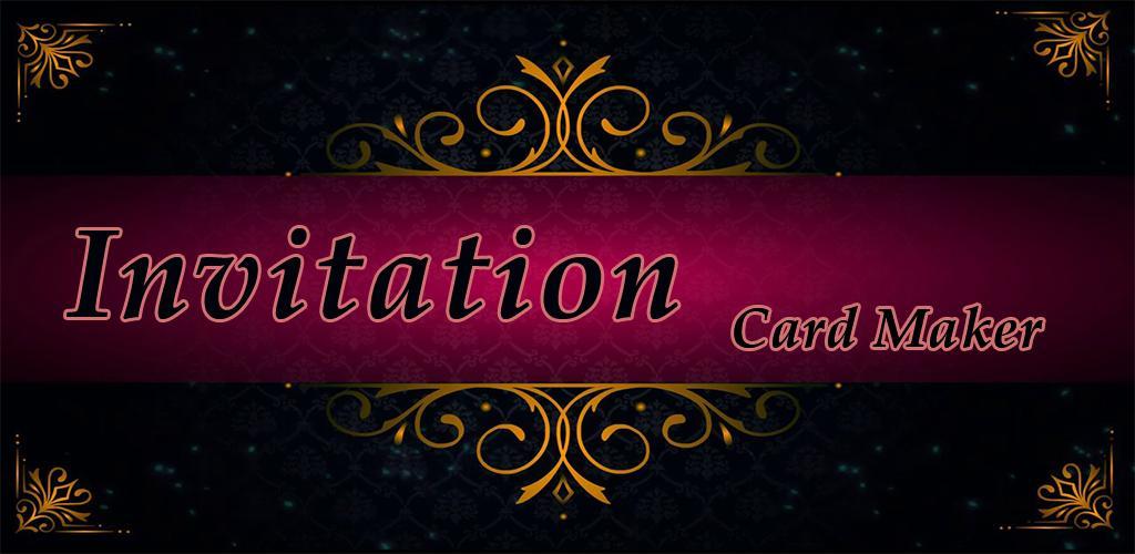Invitation Card Maker Digital Invites Ecards 1 0 Apk