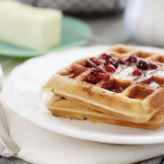 Best Ever Homemade Waffles