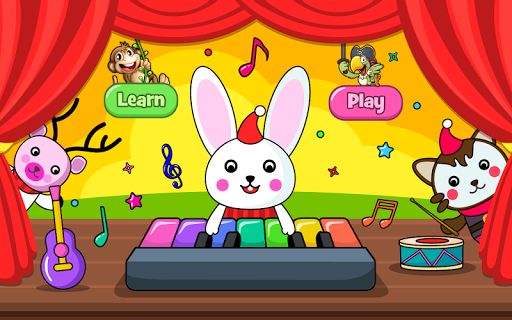 Baby Piano Games & Music for Kids & Toddlers Free 3.0 screenshots 1