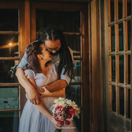 Wedding photographer Carol Guasti (carolguasti). Photo of 12.12.2016