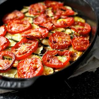 Zucchini Rice Gratin Recipe