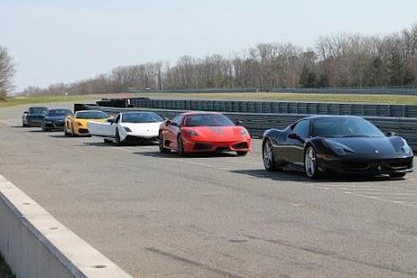 La Ferrari Car Racing - náhled
