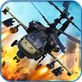 Gunship Helicopter War – Air Attack Battle