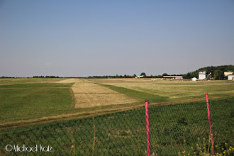Photo: Gressbanen på Letnany