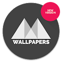 Minimalis - Wallpapers (New) icon