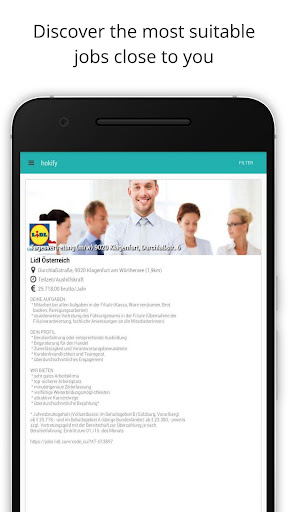 hokify - Job Search & Career 1.48.7 screenshots 10