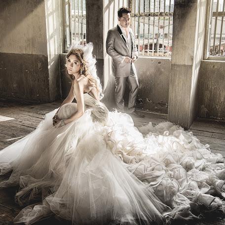 Wedding photographer Nathtavat Udomsuppong (auzypand5). Photo of 13.02.2018