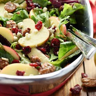 Holiday Honeycrisp Salad.