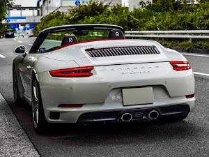 911 991H2 carrera S cabrioletのカスタム事例画像 Paneraorさんの2020年10月04日18:50の投稿