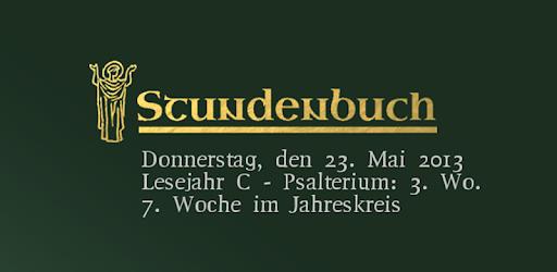 Stundenbuch Online