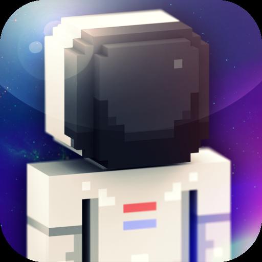 飛船與宇宙探索精簡版 模擬 App LOGO-APP開箱王