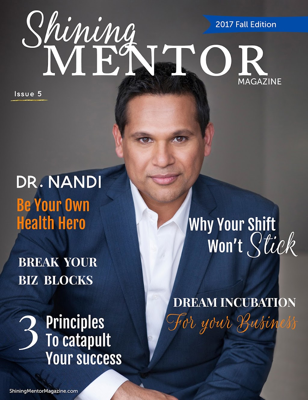 Shining Mentor Magazine- 5th Issue