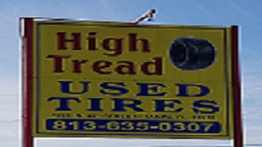 Used Tires Tampa >> High Tread Used Tires Auto Parts Store In Tampa