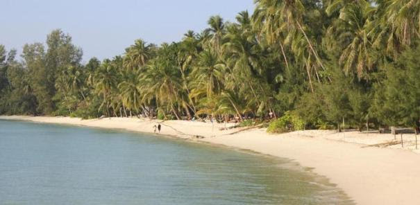 Bangrak Beach