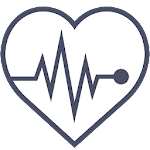 Smart Heart Rate Monitor Icon
