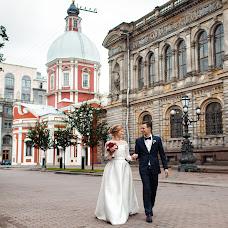 Wedding photographer Anna Averina (averinafoto). Photo of 15.09.2017