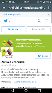 AndroidVenezuela Noticias- screenshot thumbnail