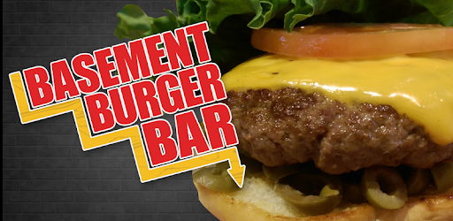 & Basement Burger Bar - Apps on Google Play