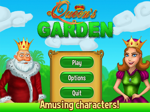 Queen's Garden screenshot 1