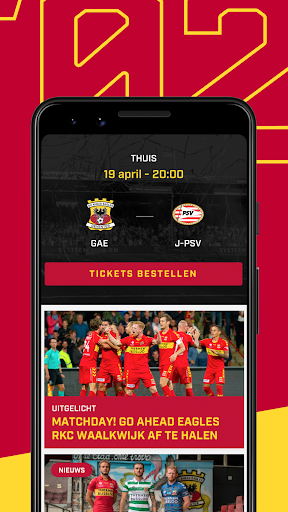 go ahead eagles screenshot 1
