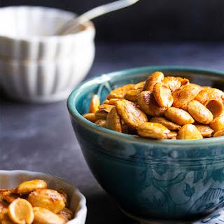 Spanish Spiced Almonds Recipe