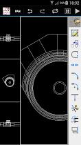 CorelCAD Mobile - screenshot thumbnail 02