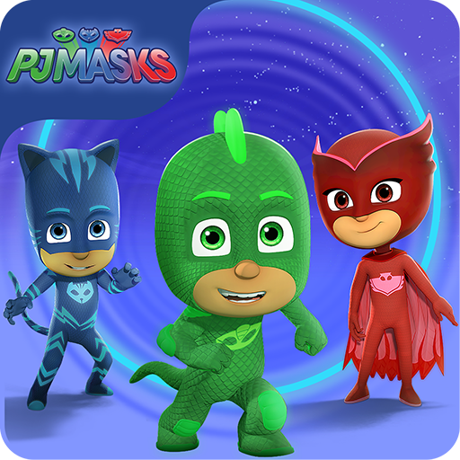 PJ Masks: Time To Be A Hero Icon