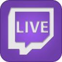 Twitch Live Icon